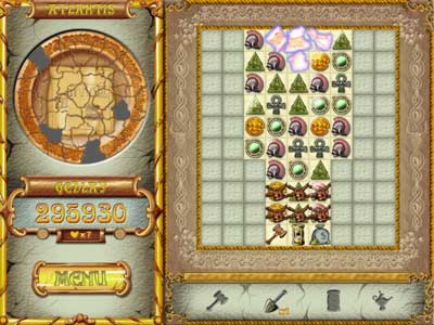 Click to view Atlantis Quest 1.00 screenshot